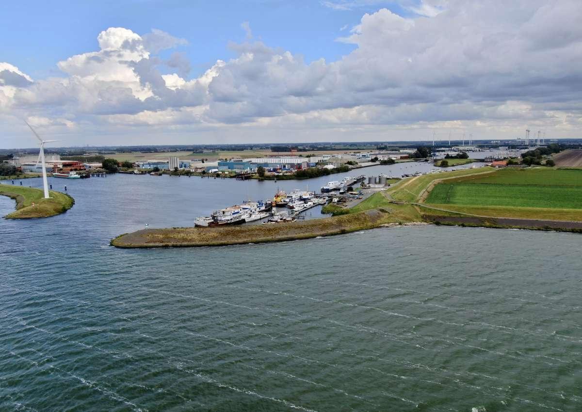 Jachtcentrum Dintelmond B.v. - Hafen bei Moerdijk (Heijningen)