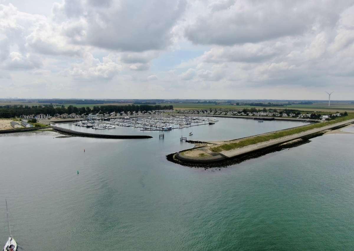 Marina Roompot - Hafen bei Noord-Beveland (Kamperland)